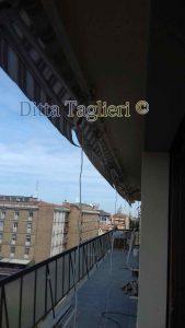 Ditta Taglieri - tenda a bracci