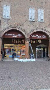 Ditta Taglieri - Piazza Martiri - Carpi
